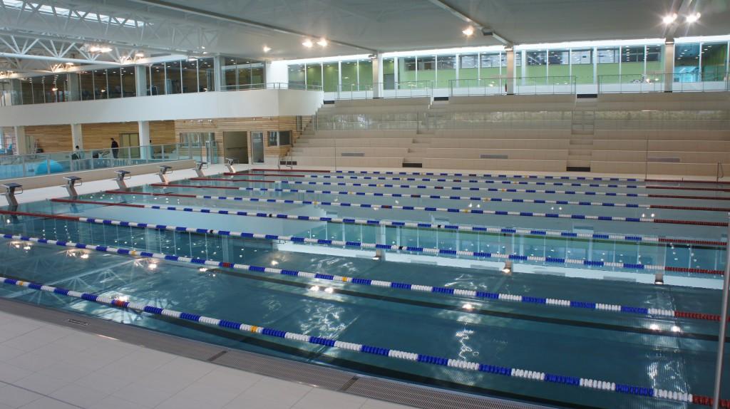 Centre aquatique les nympheas de noisy le grand snidaro for Piscine noisy le grand